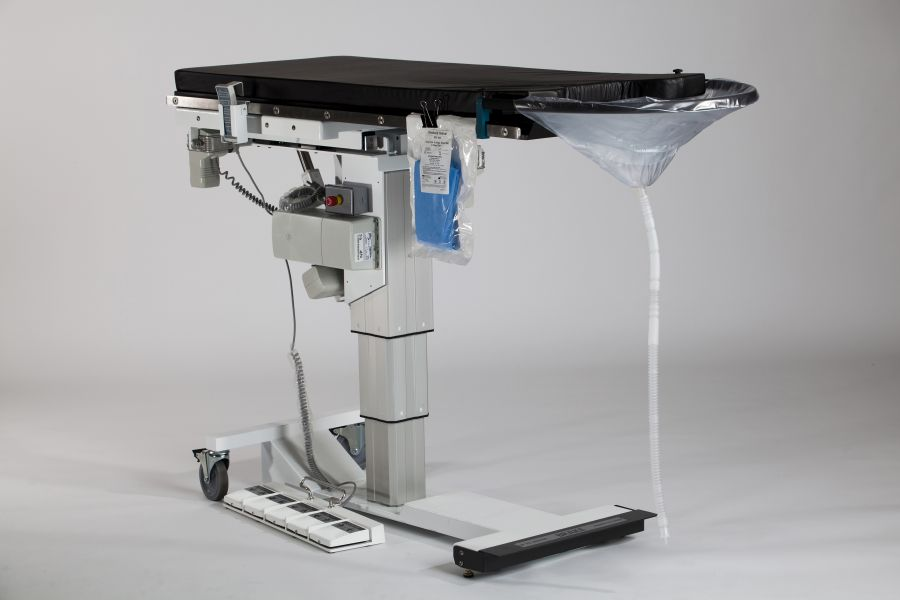 Durabuilt Urology Table - Durabuilt Medical